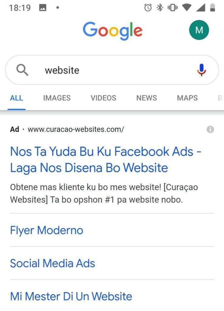 curacao-websites-seo Agency in Curacao